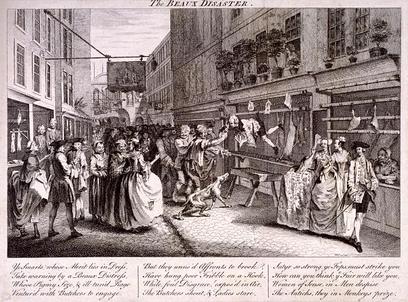 Mad Max: Fury Road「'The beaux disaster', 1747. Artist: John June」:写真・画像(17)[壁紙.com]