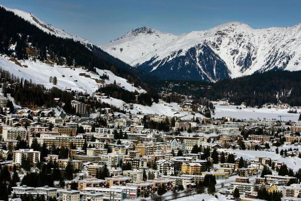 Switzerland「Davos World Economic Forum Draws Global Industry Chiefs」:写真・画像(3)[壁紙.com]