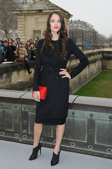 Black Coat「Christian Dior - Outside Arrivals - PFW F/W 2013」:写真・画像(2)[壁紙.com]