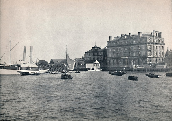 Essex - England「Harwich - The Quay And Great Eastern Hotel」:写真・画像(8)[壁紙.com]