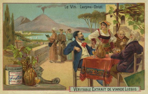 Winemaking「Wine -Lacryma-Christi」:写真・画像(3)[壁紙.com]