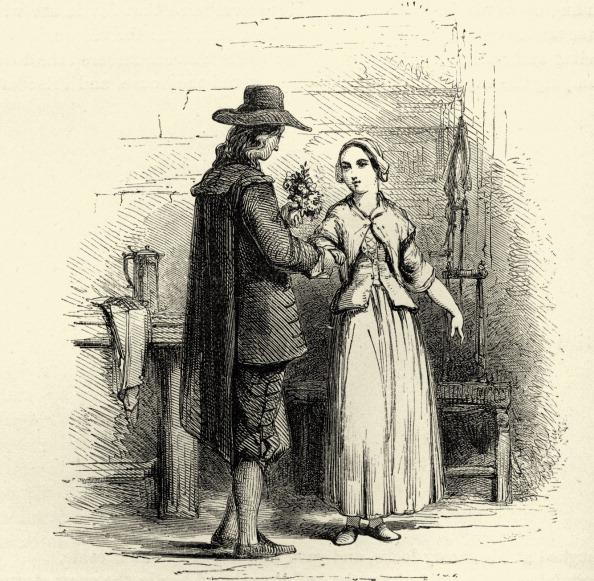 Romance「The courtship of Miles Standish」:写真・画像(11)[壁紙.com]