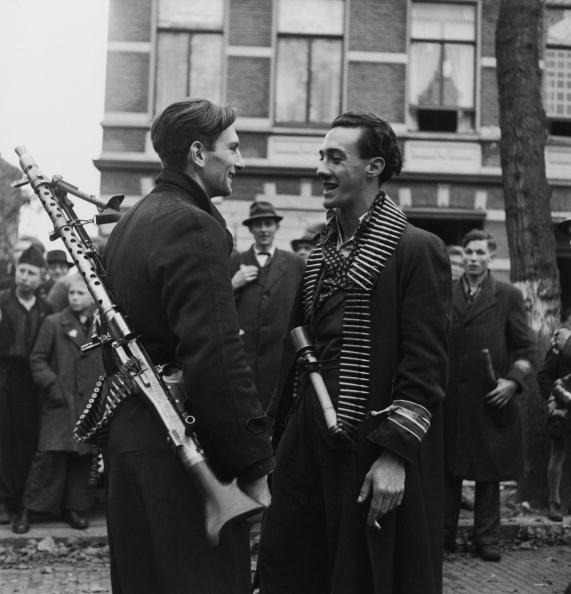 World War II「Dutch Resistance Fighters」:写真・画像(16)[壁紙.com]