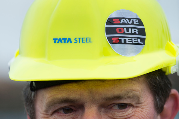 Alloy「Business Secretary Sajid Javid Attends Crisis Talks At TATA Steel Plant」:写真・画像(2)[壁紙.com]