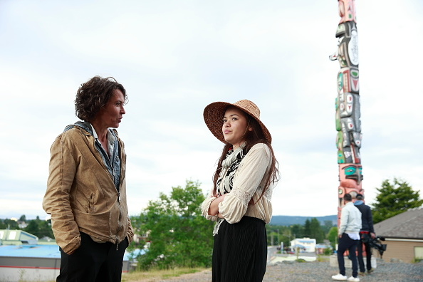 歴史「Shooting by German TV Channel HISTORY With Ulrike Folkerts In Vancouver」:写真・画像(18)[壁紙.com]