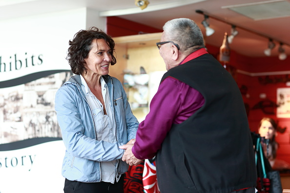 歴史「Shooting by German TV Channel HISTORY With Ulrike Folkerts In Vancouver」:写真・画像(17)[壁紙.com]