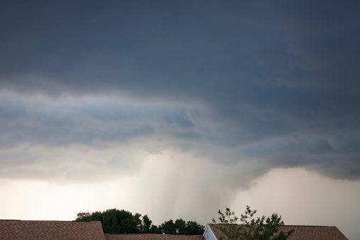 Microburst「Thunderstorm With Heavy Rain」:スマホ壁紙(14)