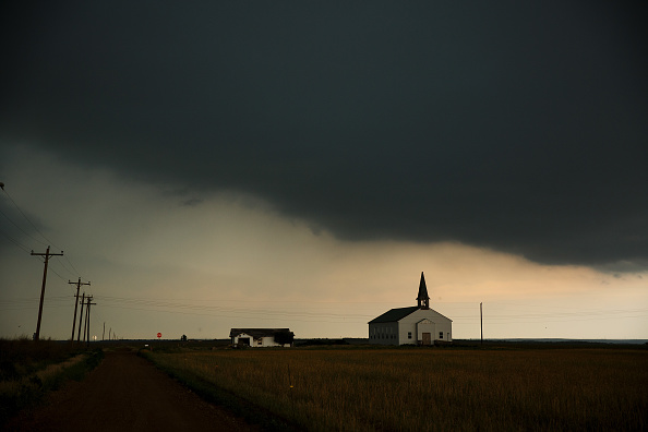 Drew Angerer「Center For Severe Weather Research Scientists Search For Tornadoes To Study」:写真・画像(14)[壁紙.com]