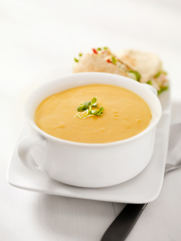 Sweet Potato「Creamy Butternut Squash Soup」:スマホ壁紙(12)