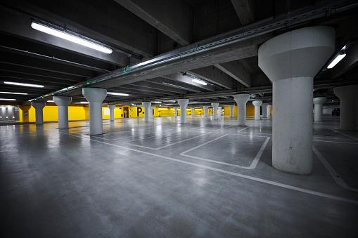 Basement「Parking area」:スマホ壁紙(12)