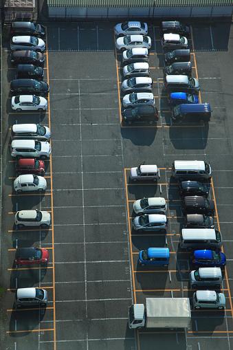 Japan「Parking area for cars」:スマホ壁紙(11)