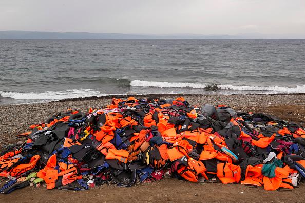 Tom Stoddart Archive「Refugees On Lesbos」:写真・画像(4)[壁紙.com]
