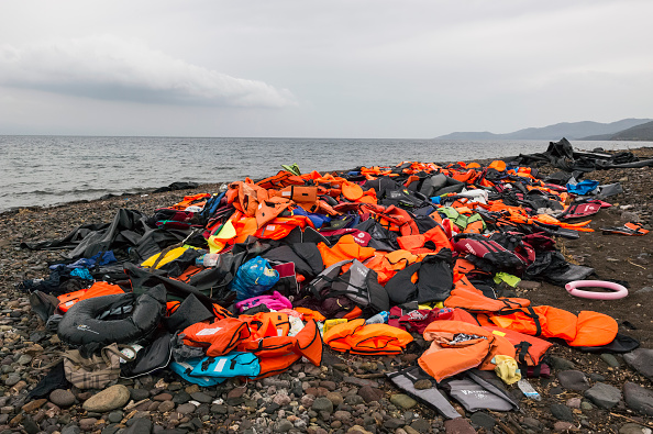 Tom Stoddart Archive「Refugees On Lesbos」:写真・画像(18)[壁紙.com]