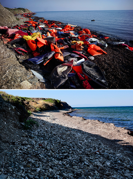 Greek Islands「Key Locations Of The 2015 Migrant Crisis Revisited」:写真・画像(10)[壁紙.com]