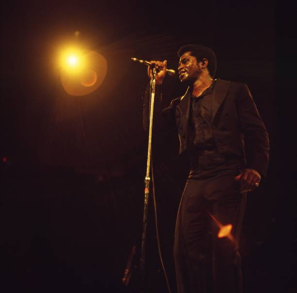James Brown performs at Madison Square Garden:ニュース(壁紙.com)