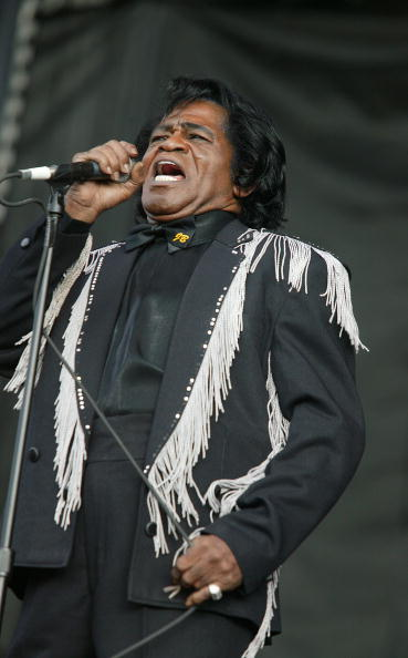 James Brown - Singer「Red Hot Chili Peppers Play Hyde Park」:写真・画像(12)[壁紙.com]
