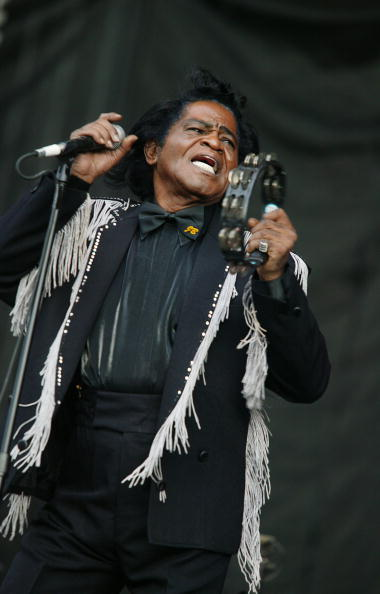 James Brown - Singer「Red Hot Chili Peppers Play Hyde Park」:写真・画像(13)[壁紙.com]