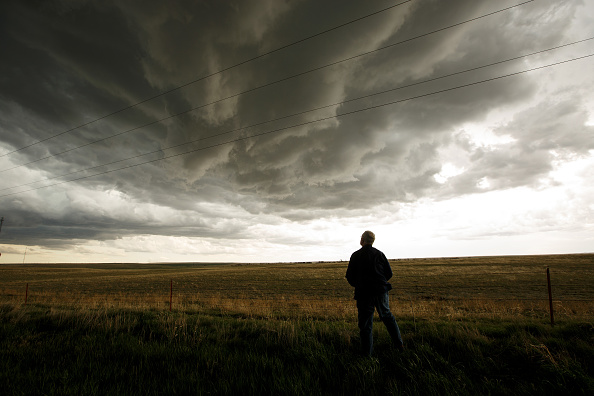Thunderstorm「Center For Severe Weather Research Scientists Search For Tornadoes To Study」:写真・画像(5)[壁紙.com]
