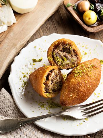 Pine Nut「Kibbeh,stuffed meatballs,food,falafel」:スマホ壁紙(14)