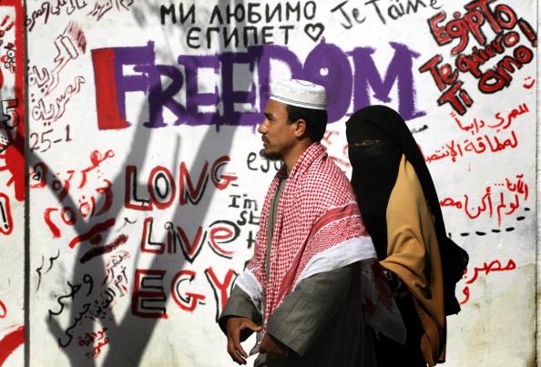 Egypt「Egyptian Army Asserts Authority After Fall Of Mubarak Regime」:写真・画像(12)[壁紙.com]
