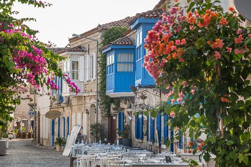 Charming「Alacati Town in Izmir, Turkey」:スマホ壁紙(18)