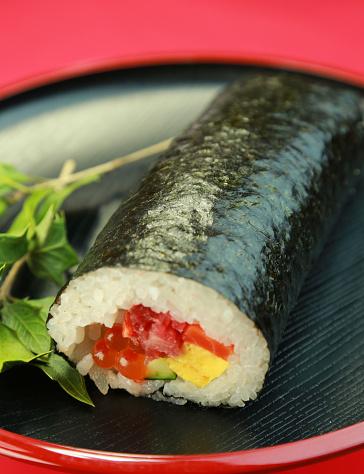 Setsubun「Rolled Sushi」:スマホ壁紙(7)