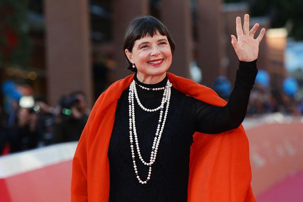 Isabella Rossellini「Isabella Rossellini Red Carpet - The 10th Rome Film Fest」:写真・画像(8)[壁紙.com]