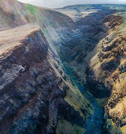 Volcanic Landscape「Manawainui Gulch,Pilani Highway,Maui,Hawaii,USA」:スマホ壁紙(0)