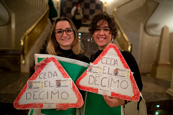 運転手「El Gordo Christmas Lottery 2018」:写真・画像(18)[壁紙.com]