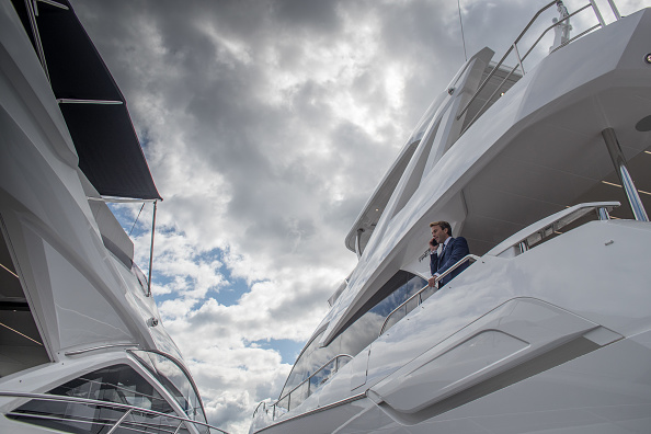 Boat Deck「Southampton Boat Show Opens To The Public」:写真・画像(9)[壁紙.com]