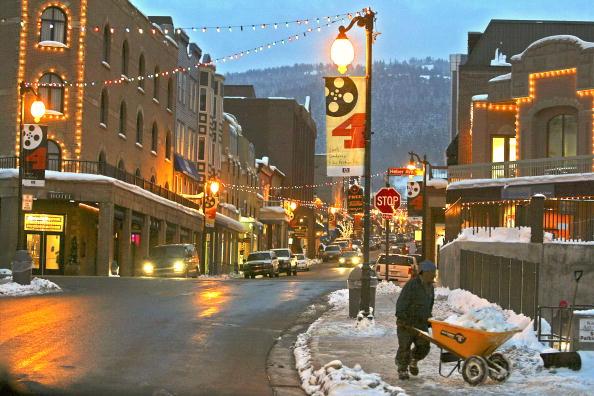 Park City - Utah「2004 Sundance Film Festival Preparation」:写真・画像(10)[壁紙.com]