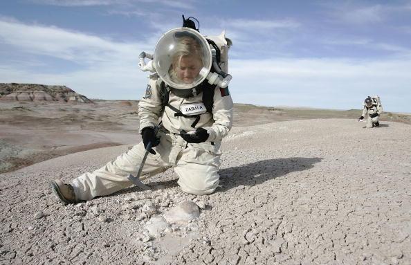 Utah「Scientists Simulate Mars In Utah Desert」:写真・画像(9)[壁紙.com]