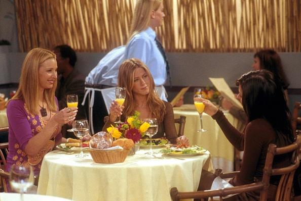 Television Show「Friends Publicity Stills」:写真・画像(17)[壁紙.com]