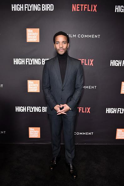"André Holland「Netflix ""High Flying Bird"" - Film Comment Select Special Screening」:写真・画像(1)[壁紙.com]"