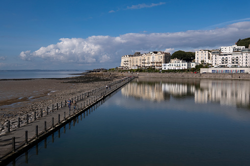 Weston-super-Mare「Marine Lake, Weston Super Mare」:スマホ壁紙(19)