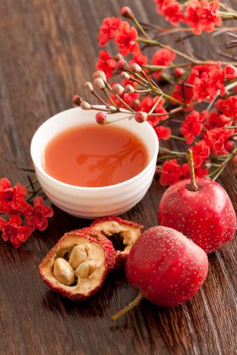 梅の花「Hawthorne berry and juice」:スマホ壁紙(11)