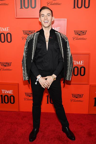 Adam Rippon「TIME 100 Gala 2019 - Red Carpet」:写真・画像(6)[壁紙.com]