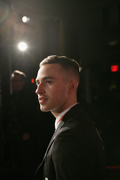 Adam Rippon「TIME Person Of The Year Celebration - Arrivals」:写真・画像(18)[壁紙.com]