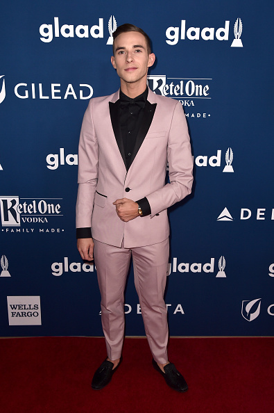 Adam Rippon「29th Annual GLAAD Media Awards - Arrivals」:写真・画像(11)[壁紙.com]