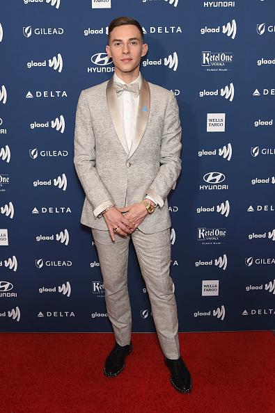 Adam Rippon「30th Annual GLAAD Media Awards New York – Arrivals」:写真・画像(11)[壁紙.com]