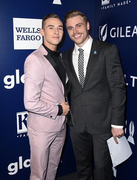 Adam Rippon「29th Annual GLAAD Media Awards Los Angeles - Backstage」:写真・画像(17)[壁紙.com]