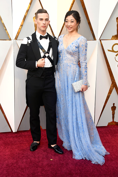 Adam Rippon「90th Annual Academy Awards - Arrivals」:写真・画像(2)[壁紙.com]