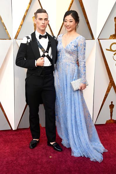 Adam Rippon「90th Annual Academy Awards - Arrivals」:写真・画像(1)[壁紙.com]