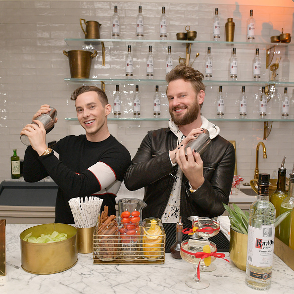 Adam Rippon「Ketel One Vodka And Portal A Celebrate A Successful Second Season Of Break The Ice With Adam Rippon And Marvelous Guests」:写真・画像(17)[壁紙.com]