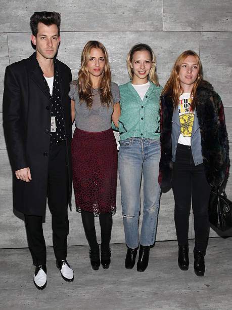 Charlotte Ronson - Front Row - Mercedes-Benz Fashion Week Fall 2015:ニュース(壁紙.com)
