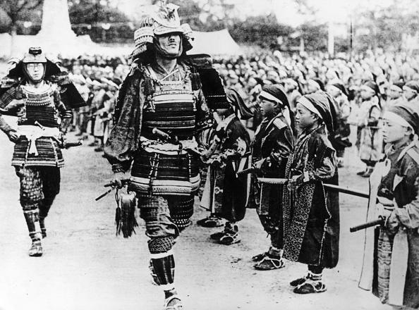 In A Row「Samurai Pageant」:写真・画像(17)[壁紙.com]