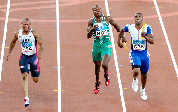 Relay「The 2004 Summer Olympic Games in Athens Greece」:写真・画像(11)[壁紙.com]