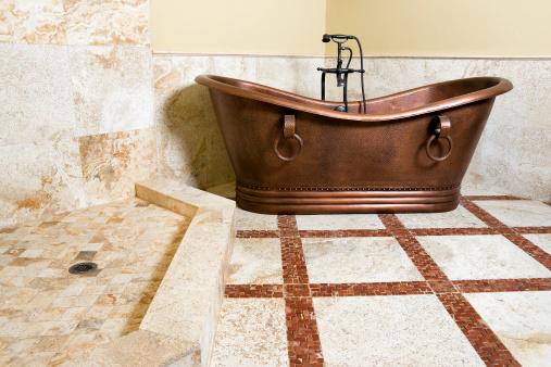 Free Standing Bath「Luxury Bathroom」:スマホ壁紙(10)