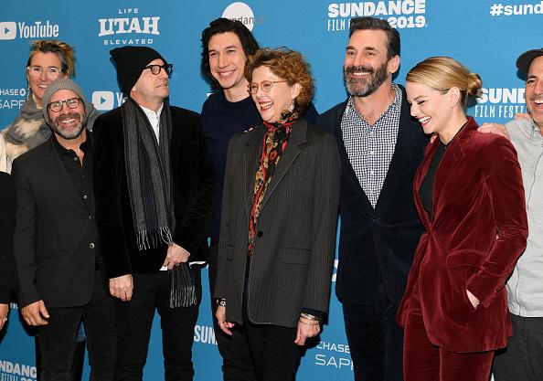 運転手「2019 Sundance Film Festival - 'The Report' Premiere」:写真・画像(8)[壁紙.com]