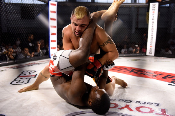 Sport「Fighters Source, An International Amateur MMA League New York City MMA Fights During The MMA World Expo」:写真・画像(18)[壁紙.com]